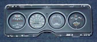 ray s chevy restoration site gauges in a 77 nova parts required for the conversion