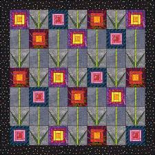 50 best Quilt Design Wizard Projects images on Pinterest | Quilt ... & Free Modern Flower Quilt Pattern - Available for EQ7, EQ6 and EQ5! See  instructions Adamdwight.com