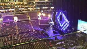 staple center seating chart concert staples center section 301 row 001 home of los angeles kings los