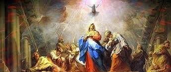 Resultado de imagem para domingo de pentecostes