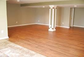 Lovely Captivating Wood Flooring For Basement With Good Flooring For Basement Best  Laminate Wood Floor For Basement Great Pictures