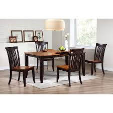 iconic furniture. Iconic Furniture 5 Piece Rectangular Dining Table Set Whiskey Design Of Collapsible Room