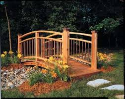 Small Picture Garden bridges designs landscape and gardening Pinterest