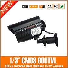 cmos 800tvl bullet metal ircut filter infrared light night vision outdoor waterproof surveillance cctv web