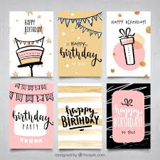 tarjetas de cumplea os para ni as colección de tarjetas de cumpleaños para niñas en acuarela