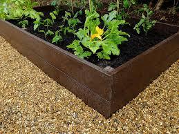 raised growing bed 1m x 2m x 30cm