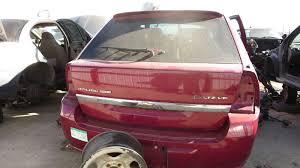 Junkyard Find: 2006 Chevrolet Malibu Maxx