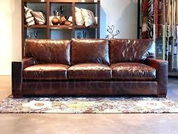 restoration hardware leather sofa restoration hardware leather sofa leather furniture collection in cocoa restoration hardware leather
