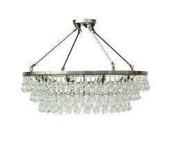 ceiling mounted crystal chandelier celeste flush mount glass drop crystal chandelier small ceiling mount crystal chandelier