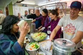 Soup Kitchen Meal Slideshow Gov Walker Lt Gov Mallott Family And Friends Serve