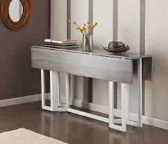 Kitchen Table Drop Leaf Chic Drop Leaf Kitchen Tables For Small Spaces Regarding Drop Leaf