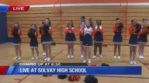 Solvay Cheerleaders - YouTube