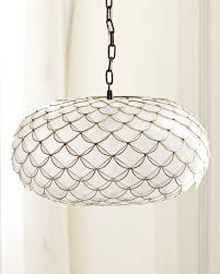 large size of pendant lighting unique capiz s light inspirational mimi table lamp lighting serena and lily