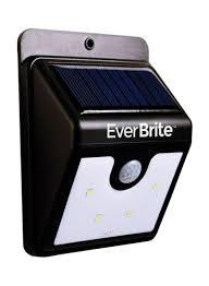 Everbrite Solar Light Not Working Shop Ew Ever Brite Led Solar Light Black White 50g 50g Online In Dubai Abu Dhabi And All Uae
