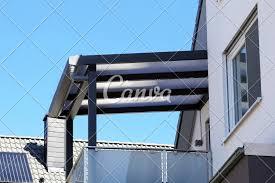 Canopy Design For Terrace Balcony Canopy Terrace Canopy Photos By Canva