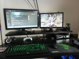 home office gaming computer. Found The Best Home Ideas Especially Article About Computer Gaming Setup For Informational And Inspiration Office G
