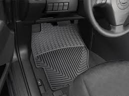 1997 honda del sol all weather car mats all season flexible rubber floor mats weathertech