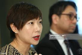 Hong Kong Institute of CPAs president, Ivy Cheung Wing-han and The... News  Photo - Getty Images