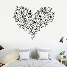 free bedroom wall decals love wall stickers bedroom decor design of cheetah print wall decals