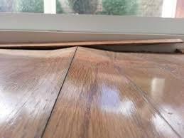 how does winter weather damage hardwood floors