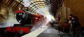 harry potter train station wallpaper