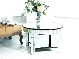 mirrored coffee table round round mirrored side table round mirrored coffee table stunning mirrored coffee tables