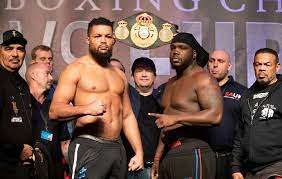 Stiverne's Trainer: Joe Joyce is Not Ready For This Fight - Boxing News