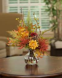 fall office decorating ideas. harvest moon silk flower arrangement fall office decorating ideas