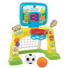2Little Hot Shots Will Have a Ball With This Sports Center. Walmart 12 Toys from Walmart.com To Keep Your Toddler Occupied No Matter What