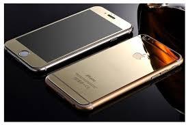 <b>Защитное стекло CaseGuru зеркальное</b> Front & Back для Apple ...