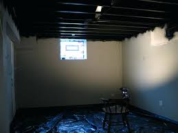painted basement ceiling ideas. Ideas For Basement Ceiling Black Paint Interesting Landscape Modern . Painted
