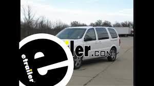 Trailer Hitch Installation - 2005 Chevrolet Uplander - etrailer ...