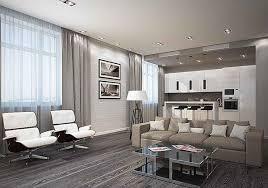 white gray living rooms