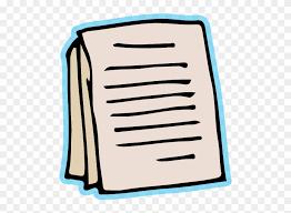 Transcript Clipart (#3859949) - PinClipart