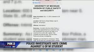 identity of muslim student suspected of hate crime hoax soon calling the incident an act of ldquohate and intimidation rdquo the division stated it considered the crime ldquoethnic intimidation rdquo