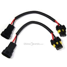 aliexpress com buy 9005 hb3 extension adapter wiring harness aliexpress com buy 9005 hb3 extension adapter wiring harness socket wire for car headlight 2pcs from reliable harness pad suppliers on brands ae