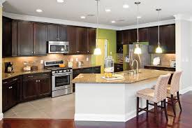 best modern small kitchen custom open kitchen design
