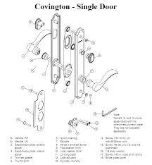 car door parts. Door Latch Parts Of A Set Unique Knobs  Knob Car T