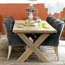 cross leg dining table cross leg table oak cross leg dining table in dining room modish