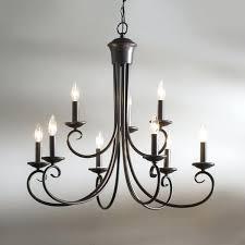 9 light chandelier dyanna 9 light crystal chandelier
