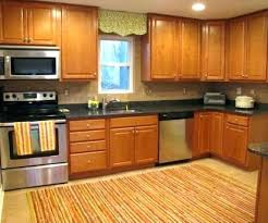 washable kitchen rugs. Large Kitchen Rugs Rug Top Design Ideas For Washable .