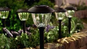 qvc solar lights for garden financeintl club