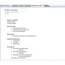 Onenote 2010 Project Management Templates Onenote Templates To Help Your Projects Run Smoothly