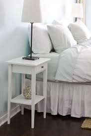 Small Night Stands Bedroom Small Night Table Modern Style Height Oak Side Table Stand With