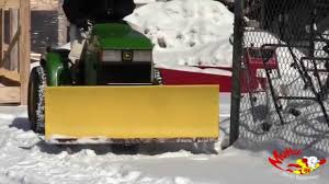 john deere snow plow attachment. Perfect Attachment Inside John Deere Snow Plow Attachment C