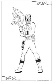 Power Rangers Disegni Da Colorare Ragazze Gratis