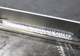 aluminum weld oxidation