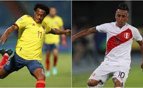 Colombia vs Peru: Confirmed lineups for ...