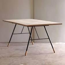 table metal legs. suggested steel table legs more metal