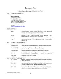 Nursing Resume Examples 2017 Sample Registered Nurse Resumes Resume Examples 100 Format Sevte 83
